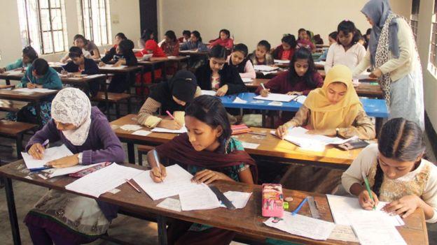 ঢাকার একটি স্কুল। (ফাইল ফটো)