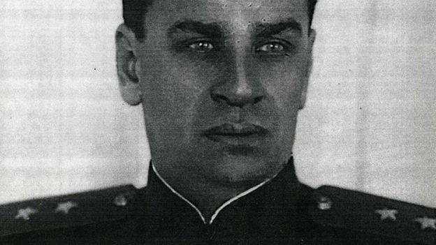 Сергій Савченко, міністр державної безпеки Української РСР (1946-1949 рр.)