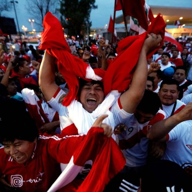 Aficionado peruano