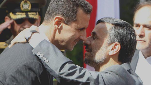 آخرین سفر بشار اسد به تهران، در آغاز نا آرامیها، مهر ۱۳۸۹ (۲۰۱۰ میلادی)