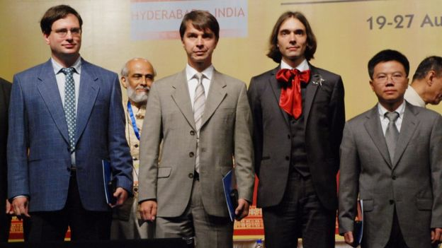 Stanislav Smirnov, Elon Lindenstrauss, Cedric Villani, Ngô Bảo Châu