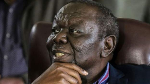 Morgan Tsvangirai est le symbole de la résistance au régime répressif de Robert Mugabe.