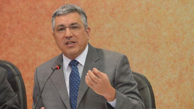 Alexandre Padilha, quando Ministro da Saúde do governo Dilma Rousseff