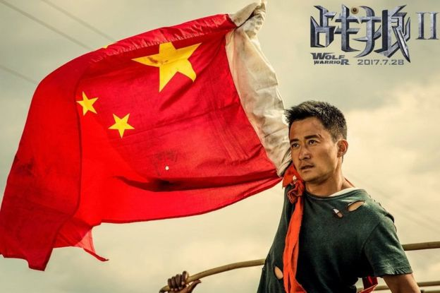 China, nationalism