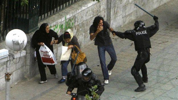 Cảnh sát Iran