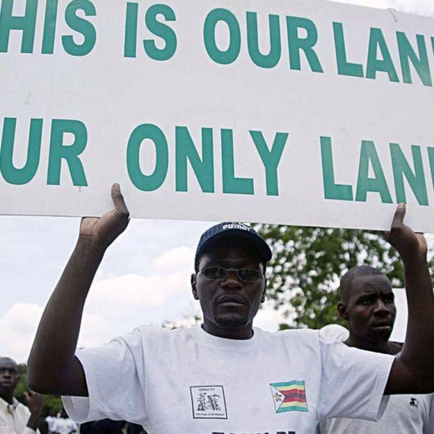 Cải cách Ruộng đất ở Zimbabwe đã đem lại đất canh tác cho người da đen