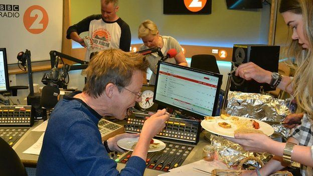 Simon Mayo presents Radio 2 drivetime