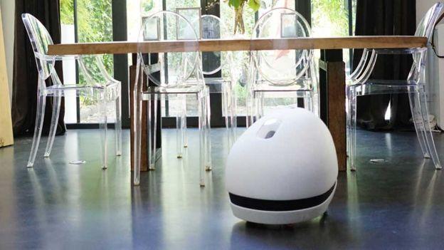 Keecker robot