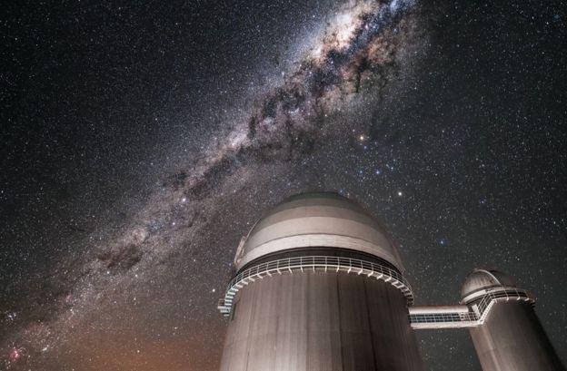Telescópio Harps