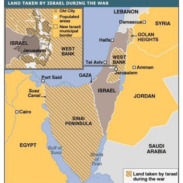Les Palestiniens, qui constituent le tiers de la population de la ville, considèrent Jérusalem comme la capitale de leur Etat au même titre qu'Israël, créé en 1948, a fait de Jérusalem-Ouest sa capitale, Jérusalem-Est étant alors sous contrôle de la Jordanie.