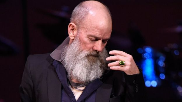 Former REM singer Michael Stipe was among those who took part