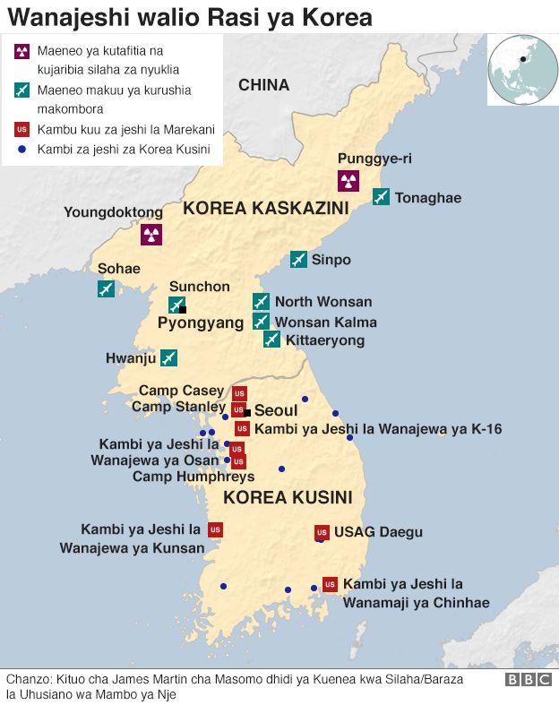 Wanajeshi Rasi ya Korea