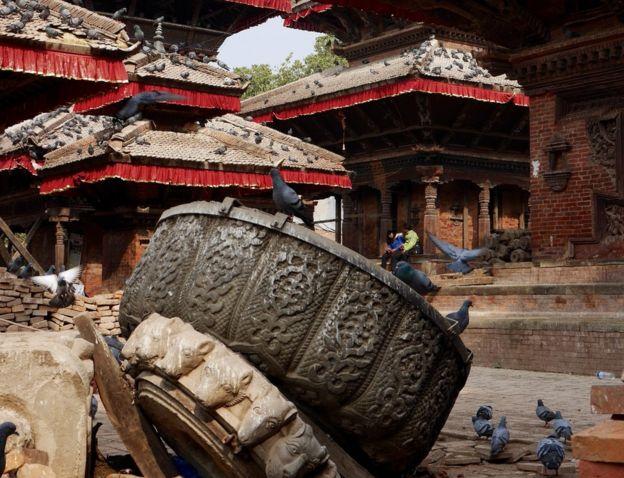 nepal market essay