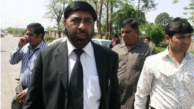 El fiscal Chaudhry Zulfikar fue asesinado en la capital.