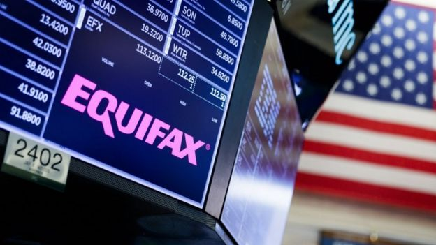 Equifax stock value