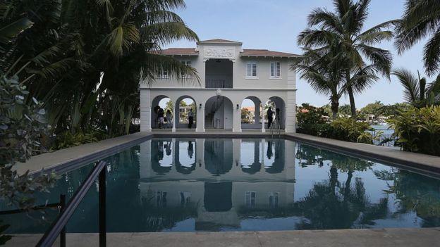 Al Capone murió en esta casa de Miami, según el escritor Samper Pizano