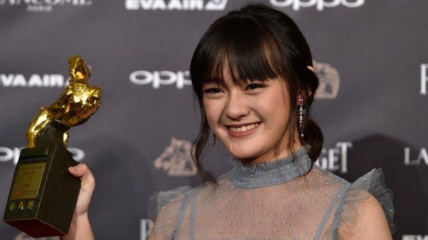 14岁的文淇以《嘉年华》入围最佳女主角,以《血观音》获得最佳女配角奖。