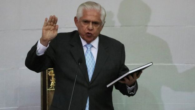 Omar Barboza.