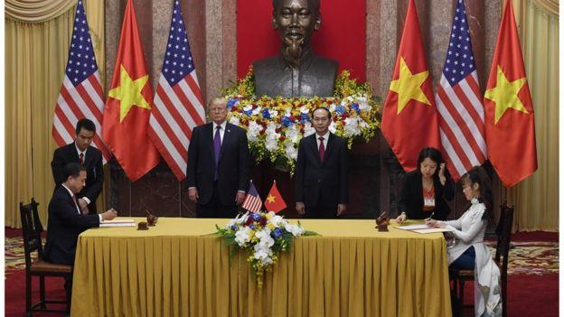 Quan hệ Việt - Mỹ