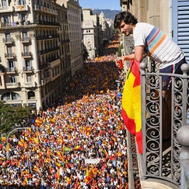 7 Frases De Vargas Llosa En La Manifestación Contra La