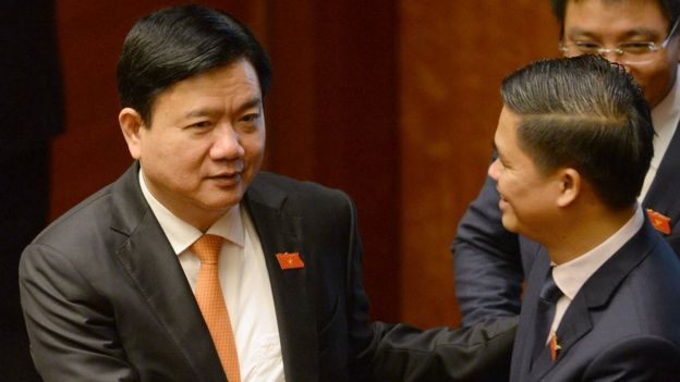 Có nhiều đồn đoán về khả năng luân chuyển của Bí thư Thành ủy TP. HCM Đinh La Thăng