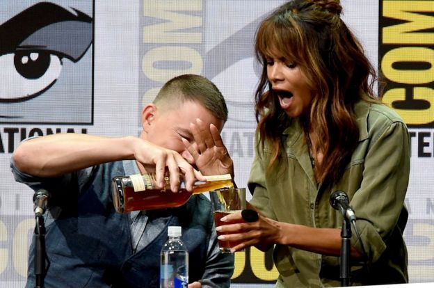 Channing Tatum ve Halle Berry