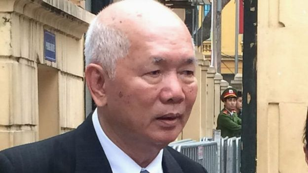 Lawyer Tran Quoc Thuan