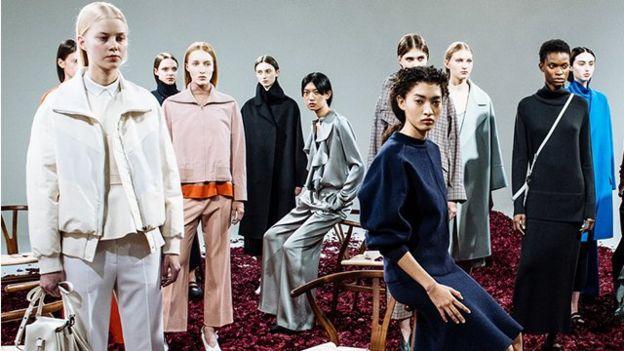Samsung, moda para mujer