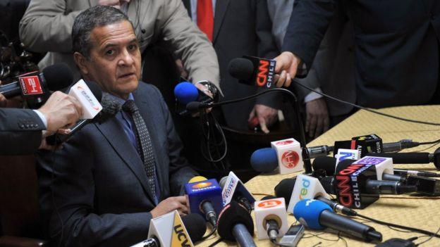 Juez Mario Carroza
