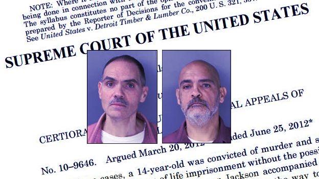 Fotos dos irmãos Maldonado na prisão