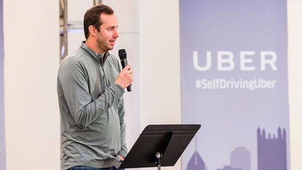 Uber Boss Takes Stand At Driverless Trial