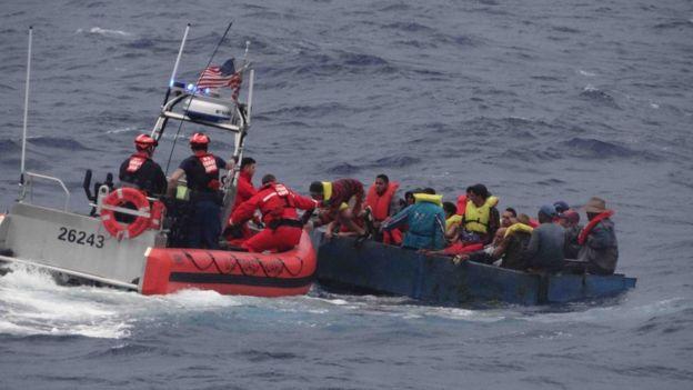 99821640 695a048d 134e 4527 a277 3c7052f8eb35 - Casal brasileiro é acusado de 'lavar' milhões de esquema que leva imigrantes de barco até a Flórida