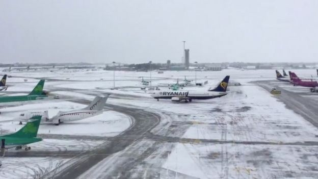 Dublin havalimanı
