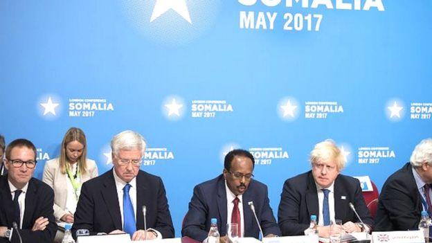 Mohamed Abdullahi Mohamed, dit Farmajo, est persuadé qu'Al Shabaab sera vaincu dans deux ans