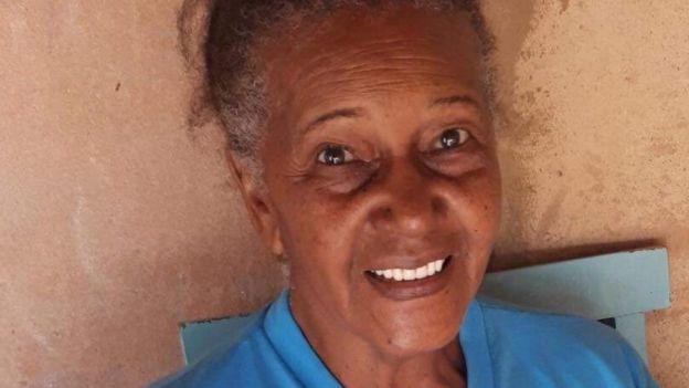 Francisca de Oliveira Pereira