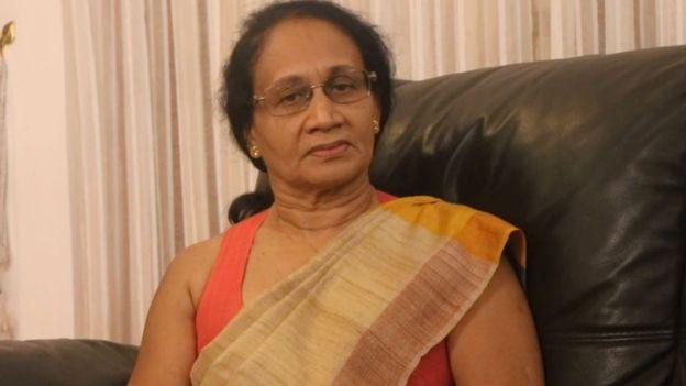 சிறப்பு மருத்துவ நிபுணர் டாக்டர் ரேணுகா ஜயதிஸ்ஸ