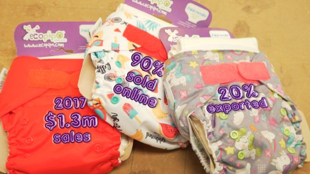Ecopipo nappies