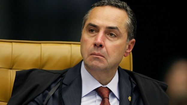 Luís Roberto Barroso, ministro do STF