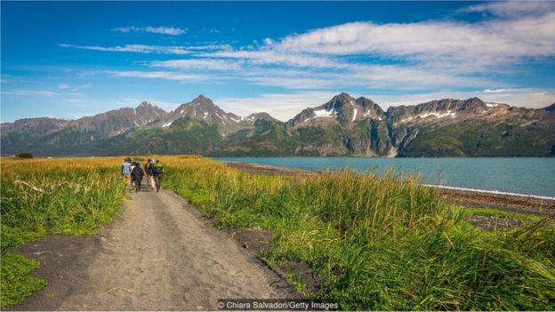 民众可以利用美国广泛的国家公园系统