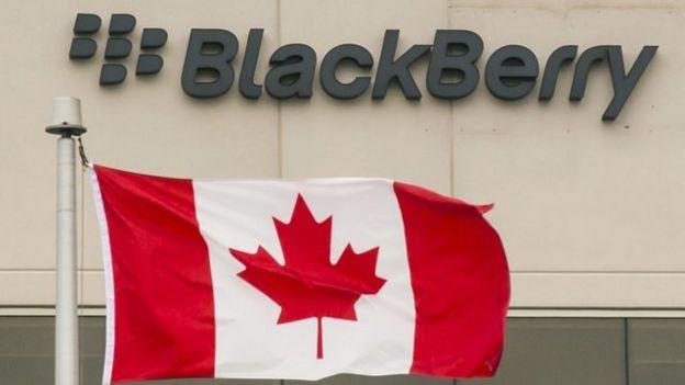 Blackberry headquarters