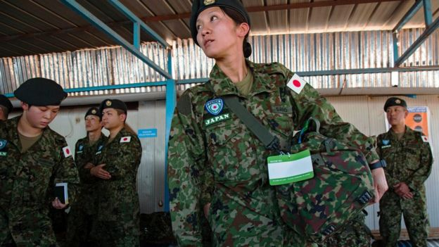 Nhật Bản - Nam Sudan