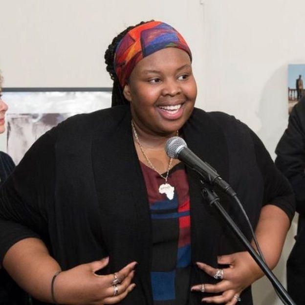 Picture of Khadija Saye