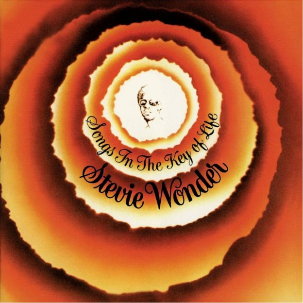 Stevie wonder songs in the key of lifepy