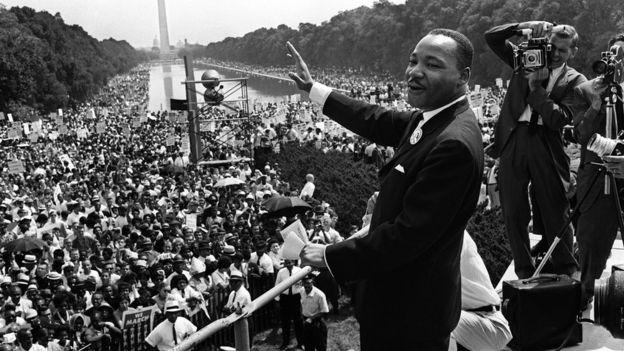 4 апреля исполнится 50 лет со дня убийства Мартина Лютера Кинга