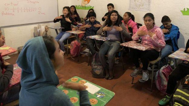 La Escuela Integrada, Antigua, Guatemala