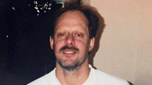 Suspected shooter Stephen Paddock