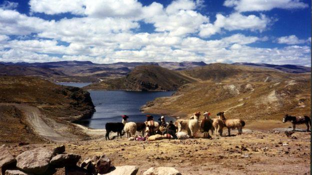 Andes peruanos
