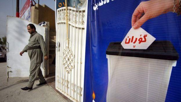 Irak referandum