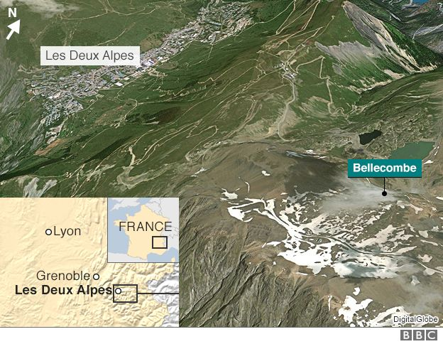 Alps avalanche deaths Teacher faces manslaughter charge BBC News