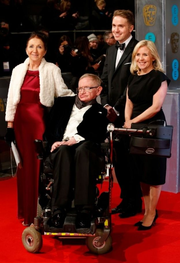 Stephen Hawking Family Photos | www.pixshark.com - Images ...